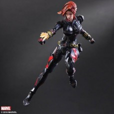 Фигурка Avengers — Black Widow — Play Arts Kai