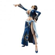 Лимитированная фигурка One Piece — Boa Hancock — Variable Action Heroes — Ver.Blue Miyazawa Model Limited Edition