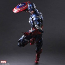 Фигурка Captain America — Play Arts Kai