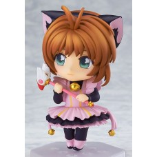 Фигурка Nendoroid Co-de — Card Captor Sakura — Kinomoto Sakura — Black Cat Maid