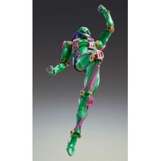 Фигурка Jojo no Kimyou na Bouken — Stone Ocean — Diver Down — Super Action Statue