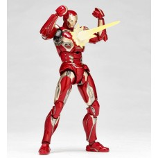 Фигурка Avengers: Age of Ultron — Iron Man Mark XLV — Figure Complex Movie Revo No.004 — Revoltech