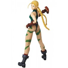 Фигурка Real Action Heroes — Street Fighter — Street Fighter IV — Cammy
