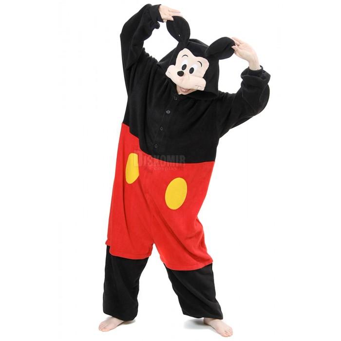 Mickey mouse adult pajamas