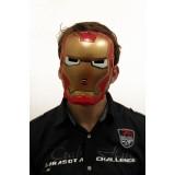Маска Железного Человека (со светящимися глазами)