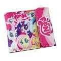 Кошелёк My Little Pony с двойным сложением