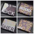 Бумажники Sherlock