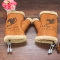 Перчатки без пальцев Fairy Tail