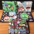Бумажники Rick and Morty