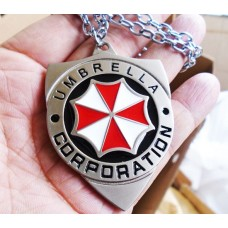 Кулон Umbrella Corporation Resident Evil