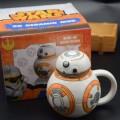 Кружка Star Wars дроид BB-8