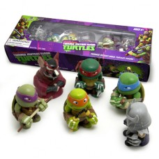 Набор фигурокTeenage Mutant Ninja Turtles