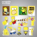 Набор наклеек The Simpsons