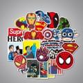 Набор наклеек Супергерои