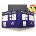 Бумажники Doctor Who
