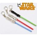 Брелки Star Wars: Световые мечи