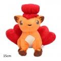 Мягкая игрушка Pokemon Вульпикс красный