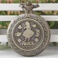 Карманные часы Alice in Wonderland