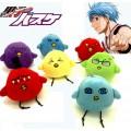 Мягкие игрушки персонажи Kuroko no Basuke птички
