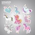 Набор наклеек Unicorn/Единороги