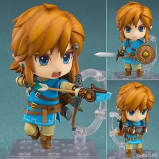 Фигурка Nendoroid: Zelda no Densetsu - Breath of the Wild - Link - Breath of the Wild ver.