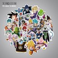 Набор наклеек Dragon Ball Z