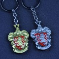 Брелки Harry Potter факультеты Хогвартса