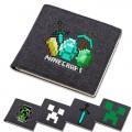 Кошельки Minecraft 5 видов