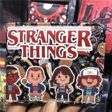 Бумажник Stranger Things