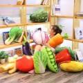 Подушки в виде овощей