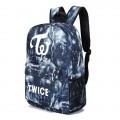 Рюкзак Twice с молниями