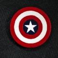 Значки ручной работы Captain America
