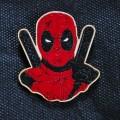 Значки ручной работы Deadpool