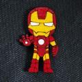 Значки ручной работы Iron Man