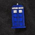 Значки ручной работы Doctor Who