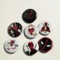 Значки Deadpool