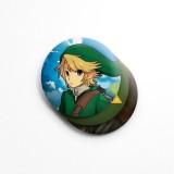 Значки The Legend of Zelda