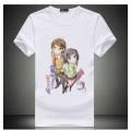 Аниме футболка Принц пошляк и кошка несмеяна
