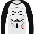 Толстовка V for Vendetta