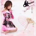 Короткое женское кимоно Sakura
