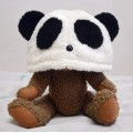 Шапочка Панда