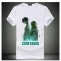 Аниме футболка Code Geass
