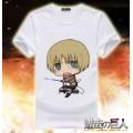 Аниме футболка Attack on Titan