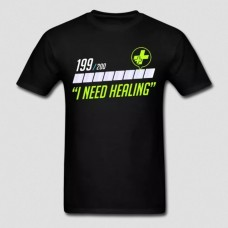 Футболка Overwatch Genji: I need healing