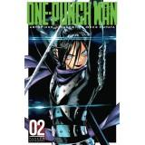 Манга One-Punch Man. Том 2