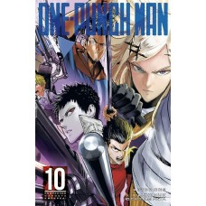 Манга One-Punch Man. Том 10
