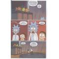 Комикс Рик и Морти. Книга первая