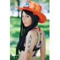 Шляпа One Piece: Луффи и Эйс