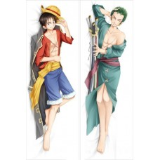 Дакимакура One Piece: Luffy and Zoro