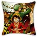 Аниме подушка One Piece